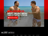 Maleforce - Gay Phone Chat, Gay Dating | Free Gay Apps for iPhone or Android ...