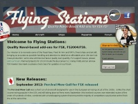 Flying Stations: Payware and Freeware aircraft and scenery for FSX and FS9/FS2004