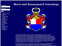 Skeel.info - Nobility in Scandinavia: Skeel and Kannegaard Genealogy