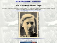 WE REMEMBER! SHALOM! זכור! שלום!