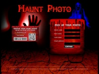 Hauntphoto.com - Event Photo Sharing Webpage
