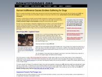 Donatetodogs.org