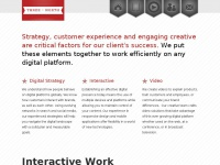 Three North LLC: Digital Strategy | Video Production | User Experience | Design & Development