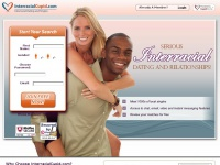Serious Interracial Dating & Relationships  at InterracialCupid.com. Meet Interracial Singles & Interracial Women
