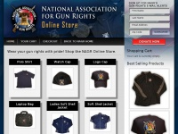 Gunrightsgear.com - National Association for Gun Rights Online Store