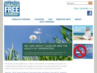 Tobaccofreevermont.org