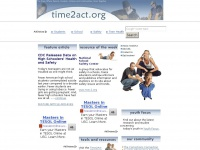 Time2Act Main Page