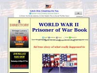 World War II Prisoner of War Book - POW 83