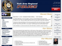 Yapd.org - York Area Regional Police Department