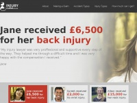 injuryclaims.co.uk Thumbnail