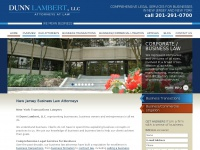 New Jersey Business Law Lawyer | Paramus Transactions Attorney | NJ Commercial Litigation Law Firm