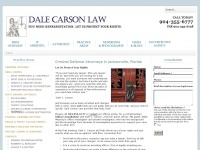Jacksonville Criminal Defense Lawyer - Former FBI Agent Now DUI Attorney and Traffic Tickets in FL