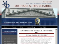 New York City Assault Defense Lawyer - Defense Attorney in NYC - Criminal Attorney -