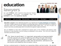 educationlawyers.co.uk Thumbnail