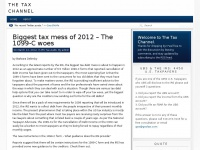 Thetaxchannel.org