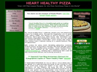 hearthealthypizza.com