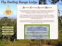 Thedarlingrangelodge.org
