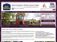 Hotels in Derry - Hotels in Londonderry - White Horse Hotel