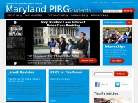 Marylandpirgstudents.org