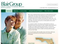 Blairflorida.com - Blair Group - Active Adult Communities in Florida