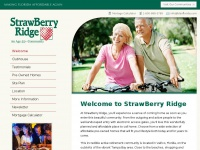 StrawBerry Ridge Active Retirement Community - Valrico Florida