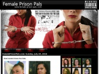 FemalePrisonPals.com - Female Prison Pen Pals