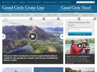 Gct.com - River Cruises & Escorted Tours - Grand Circle Travel: Worldwide Discovery at Extraordinary Value | Grand Circle Travel