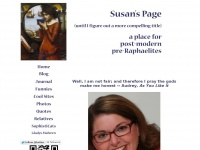 Susan's Page