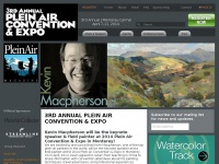 pleinairconvention.com