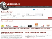 carrentals.is