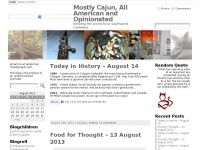 mostlycajun.com
