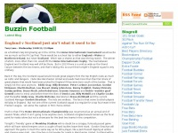 Buzzin Football | Football Blog | Football