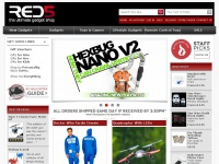 Red5.co.uk - RED5 | The Ultimate Gadget Shop | Great gifts, toys, gadgets and gift ideas from RED5 | RED5 Gadget Shop