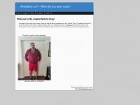 whatiwore.com