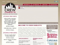 Commercial Real Estate Women | CREW Charlotte | 704.496.2604