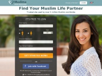 Muslim Matrimonials, Muslim Marriage, Muslim Women & Muslim Dating at Muslima.com