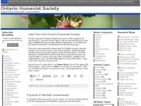 Ontario Humanist Society