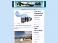 mauibeachwedding.net