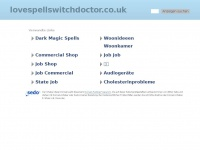 Lovespellswitchdoctor.co.uk