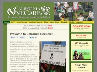 californiaonecare.org Thumbnail