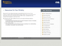 Resourcesforyourministry.org