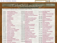 earlychristianwritings.com