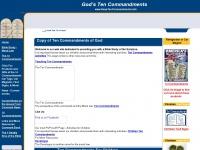 keeptencommandments.info Thumbnail