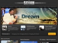 Scoan.org - The Synagogue, Church Of All Nations – SCOAN - Prophet T.B. Joshua (General Overseer)