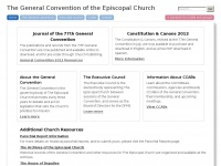 generalconvention.org Thumbnail