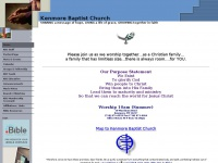 kenmorebaptistchurch.org