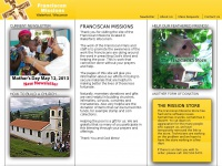 Franciscanmissions.org