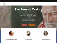 oratory-toronto.org