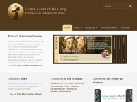 Franciscantradition.org