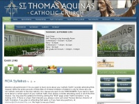 Stthomaswichita.com - St. Thomas Aquinas Catholic Church, Wichita, KS
